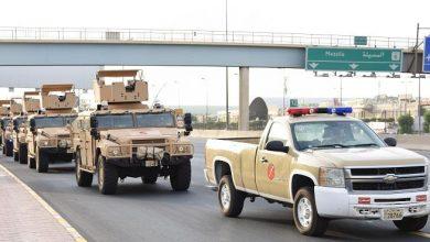 Photo of الجيش الكويتي قوة الواجب سند تعزل الفروانية