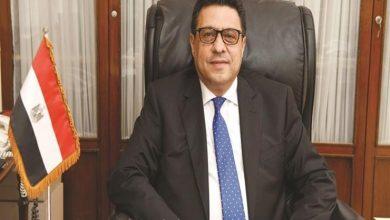 Photo of السفير المصري لـ الأنباء رحلات   جريدة الأنباء