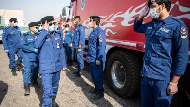 Photo of المكراد واثقون في قدرة رجال الإطفاء | جريدة الأنباء