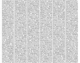 Photo of نيويورك تايمز تخصص صفحتها الأولى   جريدة الأنباء