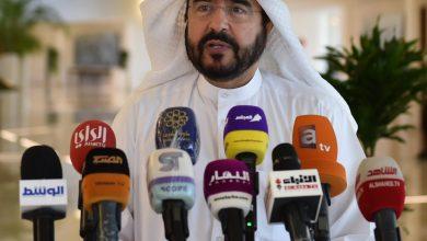 Photo of سعدون حماد عقب الاجتماع النيابي | جريدة الأنباء