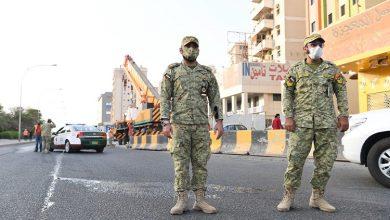 Photo of الحرس يطوق قطعا معزولة في خيطان | جريدة الأنباء