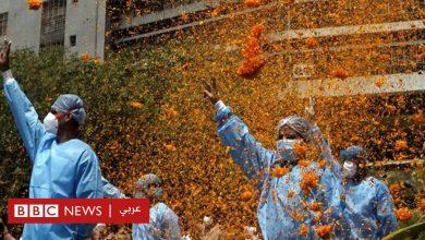 Photo of فيروس كورونا: كيف شكر العالم العاملين في مجال الصحة؟