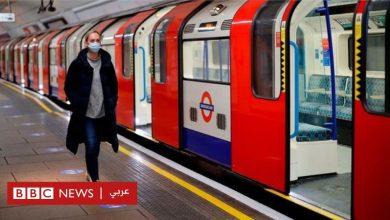 "Photo of فيروس كورونا: توصية حكومية بارتداء ""أغطية الوجه"" في المواصلات العامة بإنجلترا"