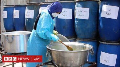 "Photo of فيروس كورونا: ""نوزع الطعام في مدينة تعاني من الحرب والجوع والوباء"""
