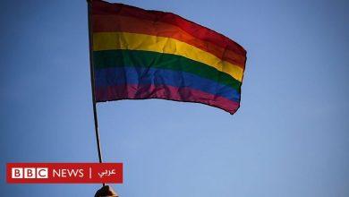 """Photo of رفع علم المثلية في العراق """"لا يفيد سوى الميليشيات"""""""