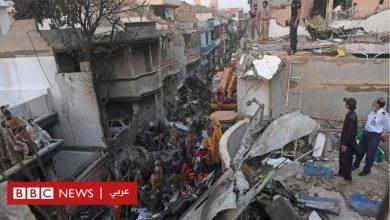 """Photo of ناج من حادث تحطم الطائرة الباكستانية: """"لم أر إلا النيران"""""""