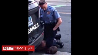 Photo of إقالة 4 من أفراد الشرطة الأمريكية بعد وفاة رجل أسود أثناء اعتقاله