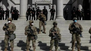 Photo of ولايات أمريكية تستدعي الحرس الوطني للتعامل مع تظاهرات الغضب