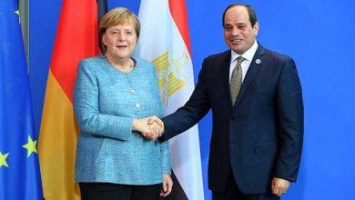 Photo of ميركل ترحب بمبادرة إعلان القاهرة لحل الأزمة في ليبيا