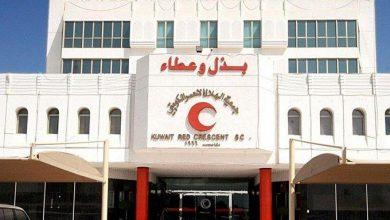 Photo of الهلال الأحمر يوزع سجادات وكمامات على المصلين مع افتتاح المساجد
