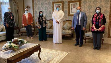 Photo of الخميس: وزير الصحة وعد بمخاطبة الخدمة المدنية بالتصنيف الوظيفي ..