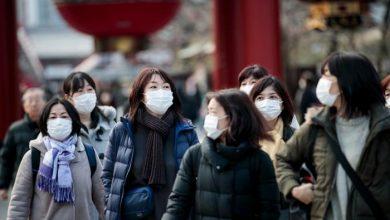 Photo of اليابان: خبراء يرفعون مستوى التحذير من كورونا إلى أعلى درجة