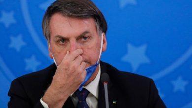 Photo of رئيس البرازيل قيود كورونا تقتل الاقتصاد
