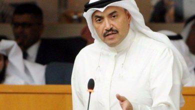 Photo of المطير يوجه حزمة أسئلة إلى وزير الداخلية بشأن القيود الانتخابية