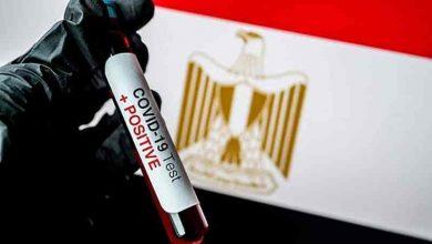 Photo of مصر تسجل 659 إصابة جديدة و38 حالة وفاة بكورونا