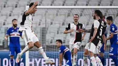 Photo of رونالدو يقود يوفنتوس للتتويج بلقب الدوري الإيطالي