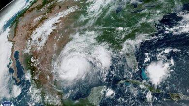 Photo of الإعصار هانا يضرب ساحل ولاية تكساس الأمريكية المتضرر من كوفيد