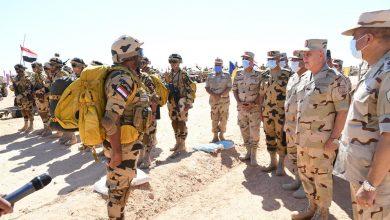 Photo of الجيش المصري: استعداد قتالي على الاتجاه الغربي للبلاد