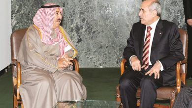 Photo of العماد ميشال سليمان لـ الأنباء | جريدة الأنباء