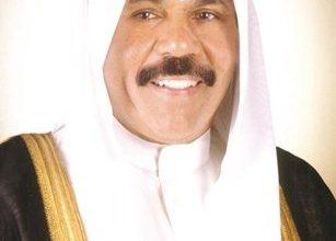 Photo of سمو نائب الأمير وولي العهد يجري   جريدة الأنباء