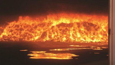 Photo of بالفيديو فتح تحقيق في حريق هائل | جريدة الأنباء