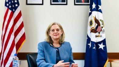 Photo of السفيرة الأمريكية: روابطنا مع الكويت متينة ونتطلع لمزيد من الشراكة مستقبلا