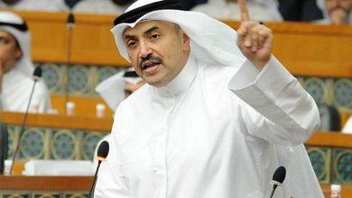 Photo of المطير أعلن تأييدي وثقتي بوزير المالية براك الشيتان