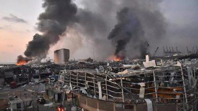 Photo of لبنان: ارتفاع حصيلة انفجار بيروت إلى 158 قتيلا و6000 جريح