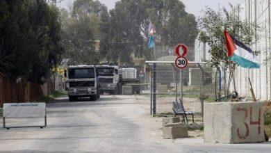 Photo of سلطات الاحتلال تغلق المعبر التجاري الوحيد بقطاع غزة