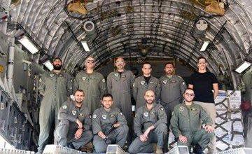 Photo of طائرة إغاثية إلى لبنان
