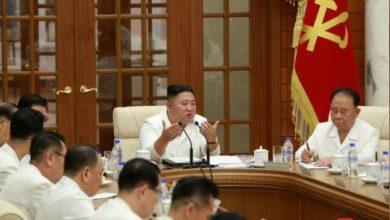 Photo of زعيم كوريا الشمالية يدعو لجهود وقائية في مواجهة كورونا