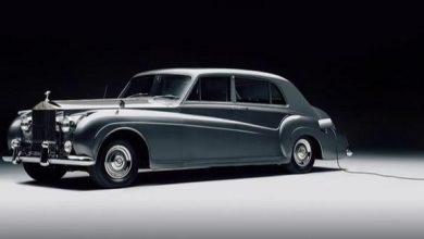 Photo of أول سيارة رولز رويس كهربائية بـ 458 ألف دولار