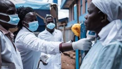 Photo of المركز الإفريقي: 1.22 مليون إصابة بفيروس كورونا بالقارة السمراء