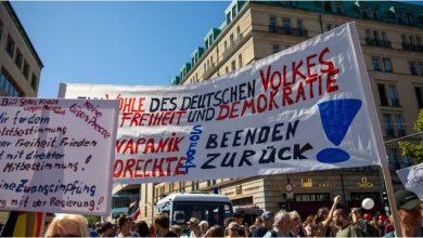 Photo of برلين تستعد لمظاهرة مناهضة لقيود كورونا