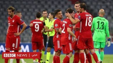 Photo of دوري أبطال أوروبا: بايرن ميونيخ وبرشلونة يضربان موعدا في ربع النهائي