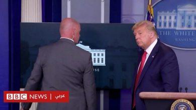 Photo of دونالد ترامب: الخدمة السرية أطلقت النار على مسلح خارج البيت الأبيض