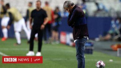 Photo of برشلونة يقيل المدرب كيكي سيتين بعد خروج مذل من دوري أبطال أوروبا
