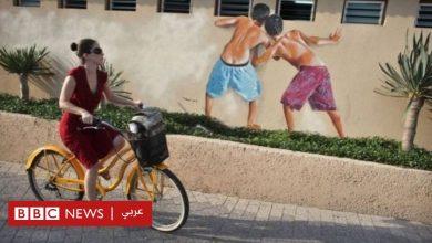 Photo of الاغتصاب: تل أبيب تمحو جدارية تصور شابين يتلصصان على النساء أثناء تغيير ملابسهن