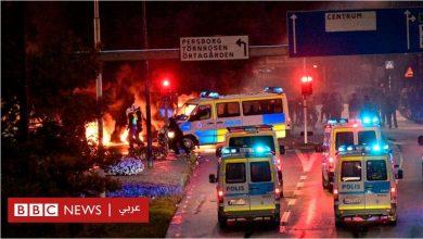 Photo of أعمال عنف في السويد بعد إحراق نسخة من المصحف