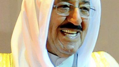 Photo of أمير دولة الكويت صاحب السمو الشيخ صباح الأحمد الجابر الصباح في ذمة الله