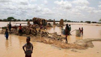 Photo of الفيضانات تبتلع 3 مسنين.. في السودان