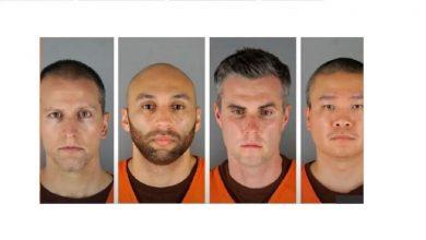 Photo of الولايات المتحدة مثول أفراد الشرطة المتهمين بمقتل فلويد أمام ا..