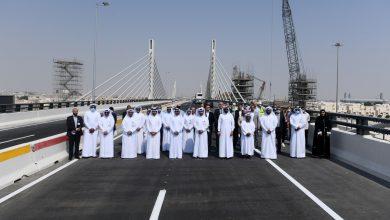 Photo of قطر تفتتح المرحلة الأولى من «محور صباح الأحمد»
