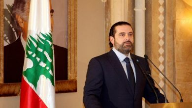 Photo of سعد الحريري لمعارضي مبادرة ماكرون في لبنان ستعضون أصابعكم ندما