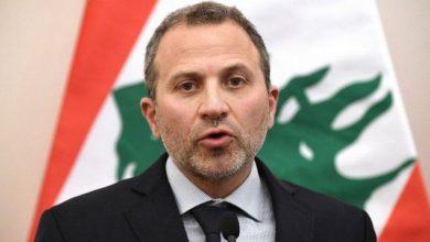 Photo of إصابة وزير خارجية لبنان السابق جبران باسيل بفيروس كورونا