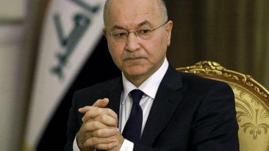 Photo of الرئيس العراقي أمير الكويت كان الأخ الكبير والزعيم الحريص على ..