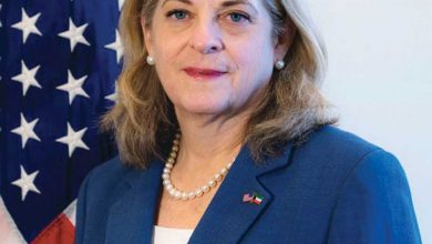 Photo of السفيرة الأميركية لـ الأنباء خطة | جريدة الأنباء