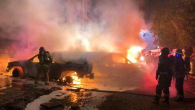 Photo of حريق كيبل للكهرباء يصيب 3 مركبات في | جريدة الأنباء