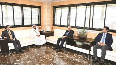 Photo of رئيس التحرير استقبل سفير باكستان | جريدة الأنباء